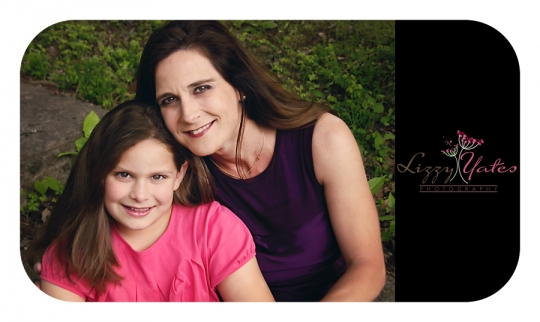 This mother and daughter call Chenal home