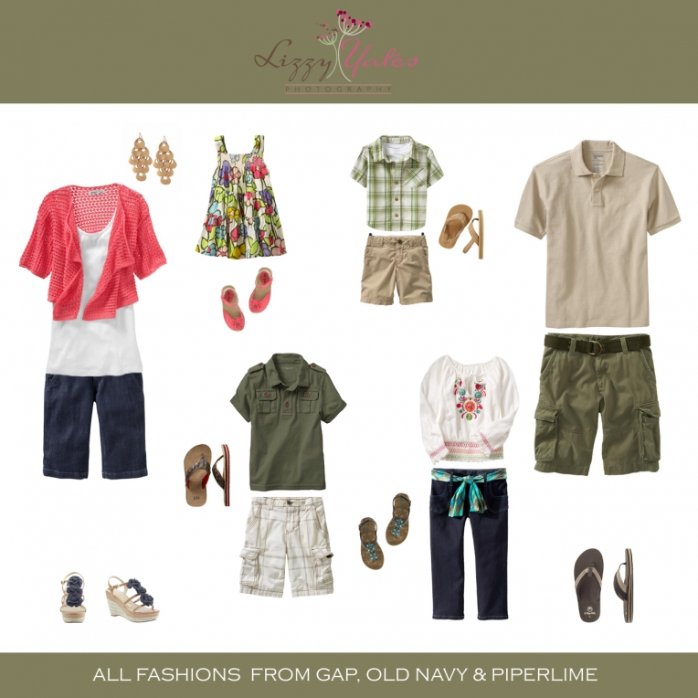 What to wear for your Little Rock Photography Session