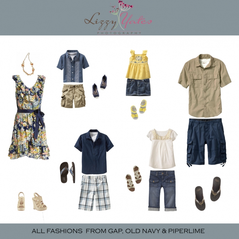 What to wear for your little rock family photography session