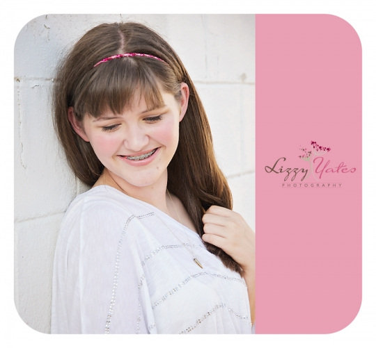 Little Rock Arkansas Senior Photography with personality