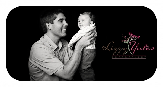 A daddy and his baby girl photographed during a family photography session in West Little Rock