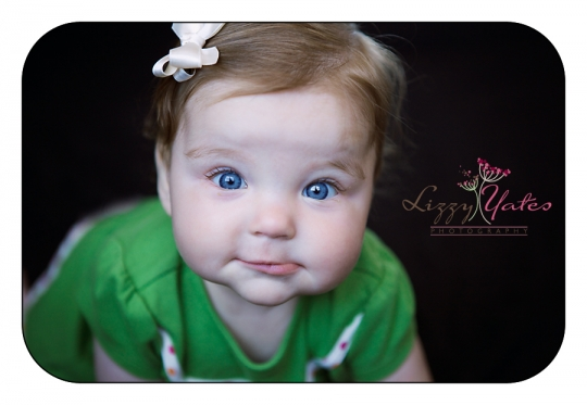 Little Rock Baby Photography