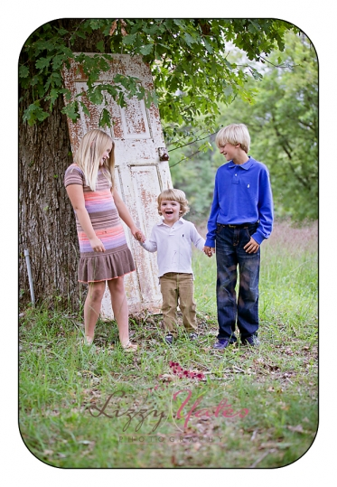 Arkansas photographer does family pictures for the holidays