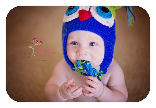 6 month old baby photographer for little rock and central arkansas