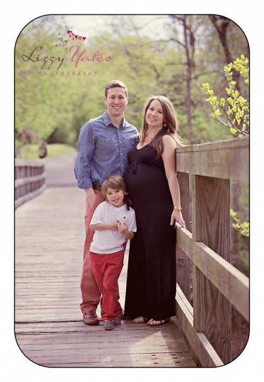 maternity photographer for arkansas families