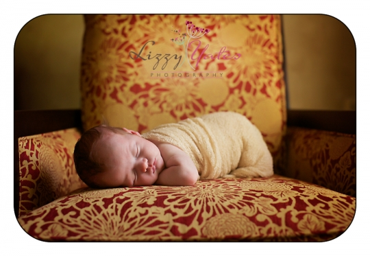 newborn baby boy photographed at home in little rock