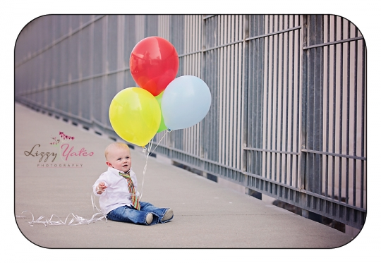 first birthday pictures in little rock