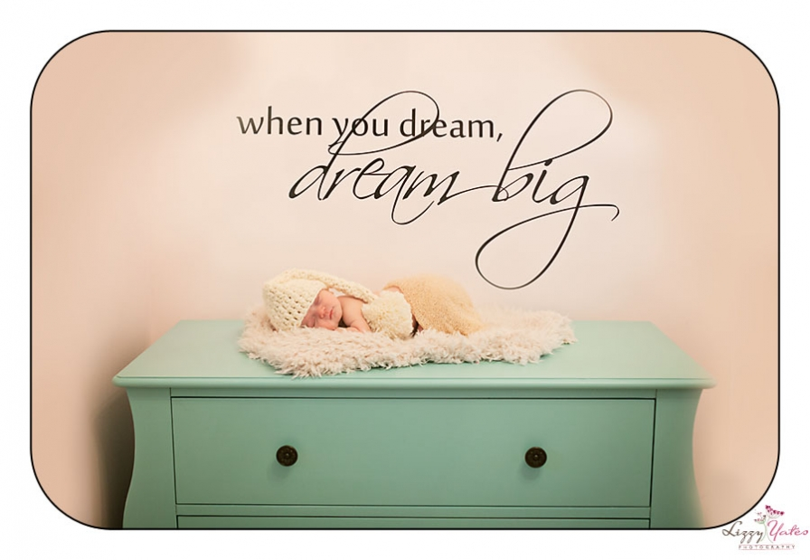dream big newborn pictures in little rock arkansas