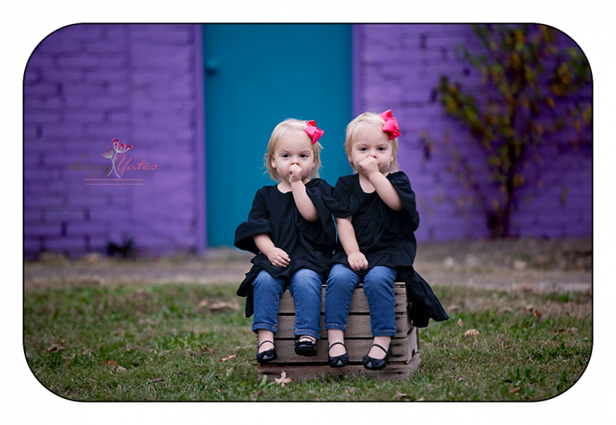 little rock photographer twins