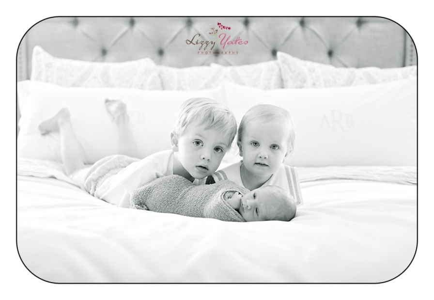 little rock newborn photographer